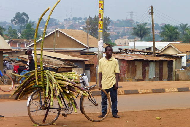 Kampala Unbeaten Track Tour