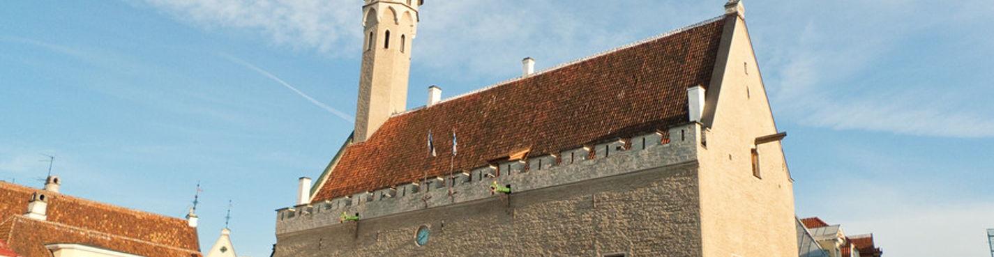 Экскурсия в ратушу Таллина