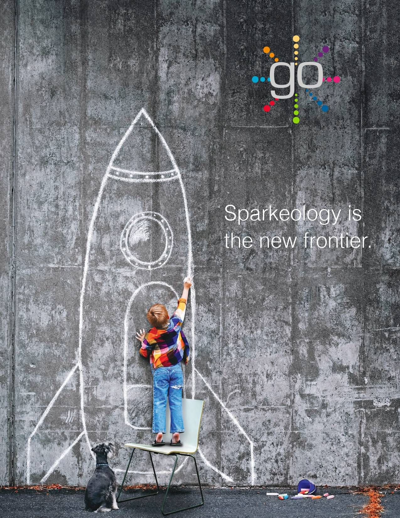 Great Openings Sparkelogy Brochure