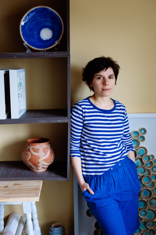 Tatiana Dobos - studio