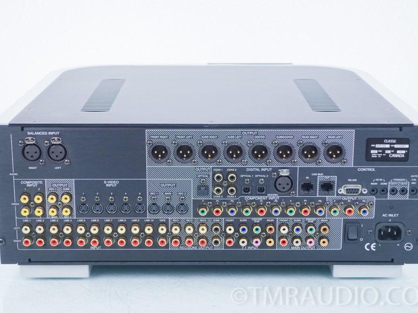 Classe  SSP-600 Preamplifier / Processor;  Classé (8237)