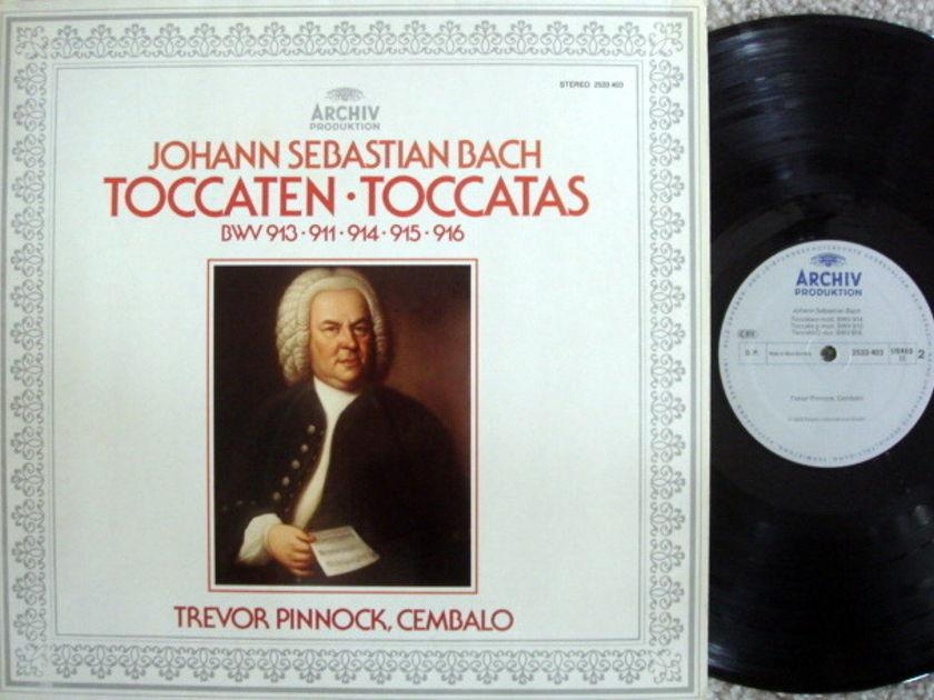 Archiv / PINNOCK, - Bach Toccatas, MINT!