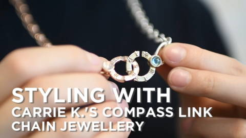 Styling with JOURNEY's Compass Chain