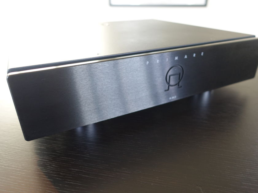 Primare Systems A34.2 amplifier