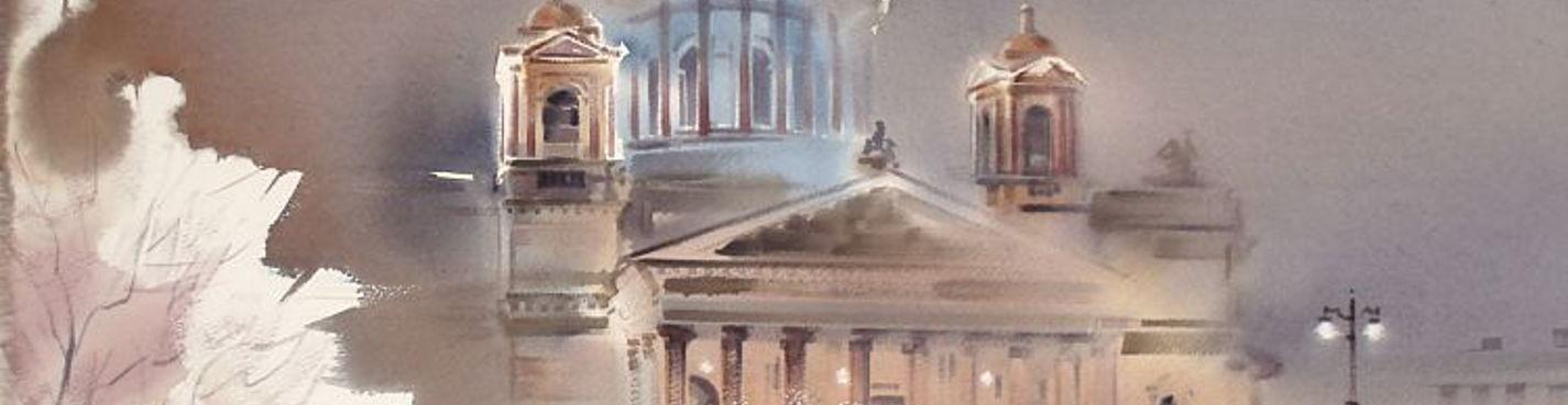 Исаакиевская площадь - слепок трёх столетий