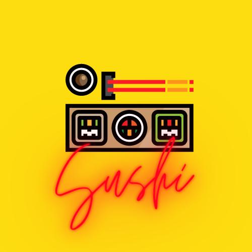 ghostie sushi