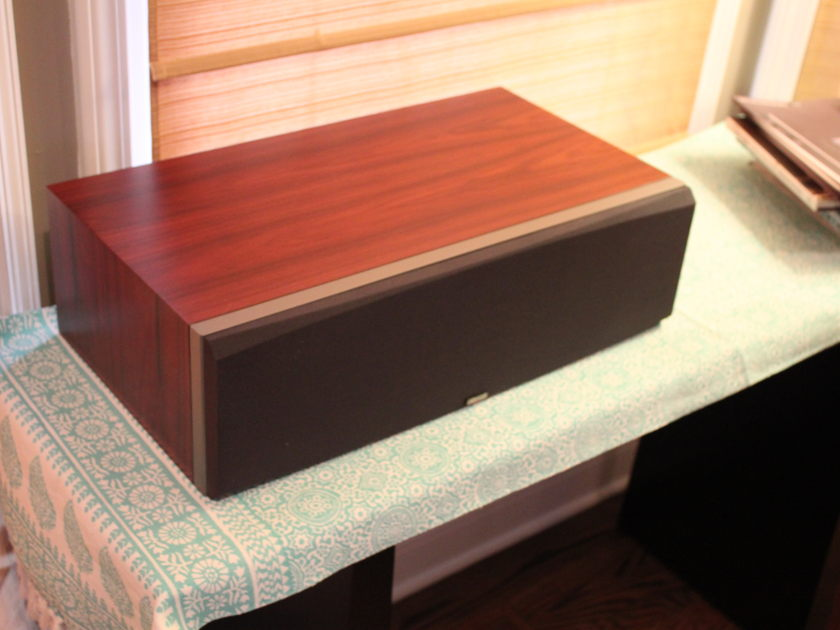 Dynaudio Audience 122c Center Channel - Rosewood Finish - Customer Trade-In