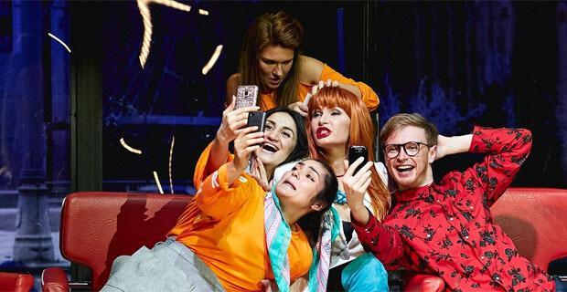 «Первое Интернациональное Радио «ПИ FM» приглашает всех на музыкальный спектакль «Оранжевый рай» - Новости радио OnAir.ru