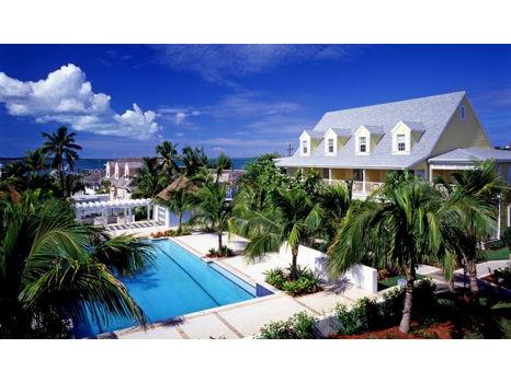 Week Vacation at 4-Star Valentines Resort and Marina on Harbour Island, Bahamas