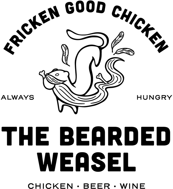 Logo - The Bearded Weasel