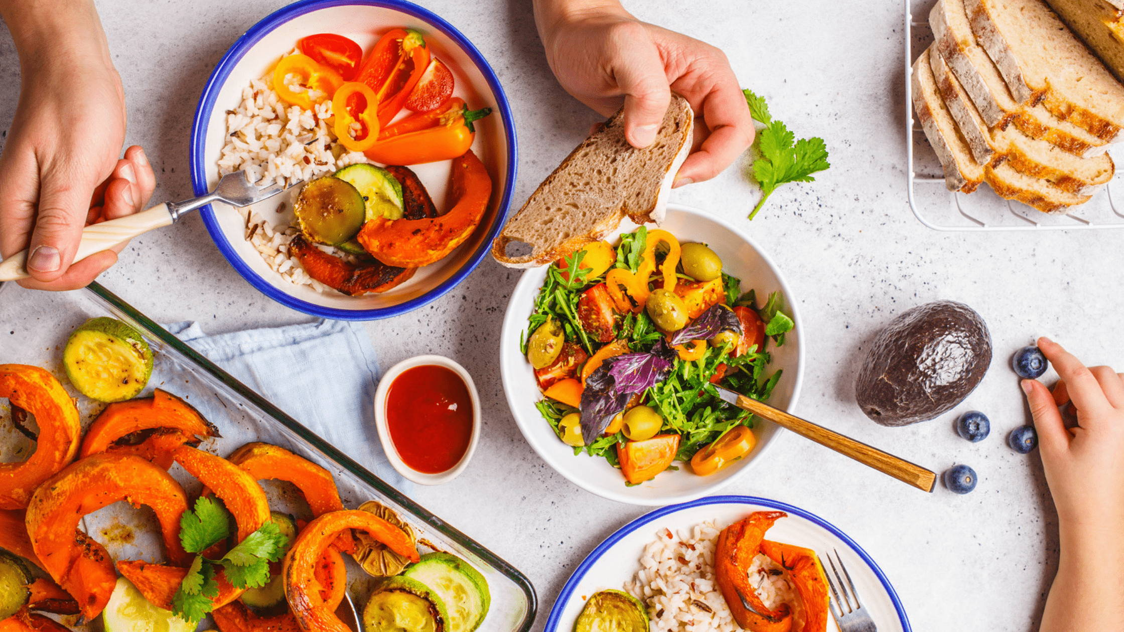 healthy, yummy, plant based, food