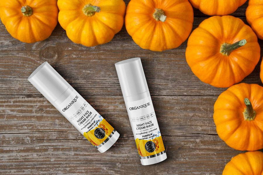 Hydrating Face Mask And Night Cream from Organique only at natural shop ireland