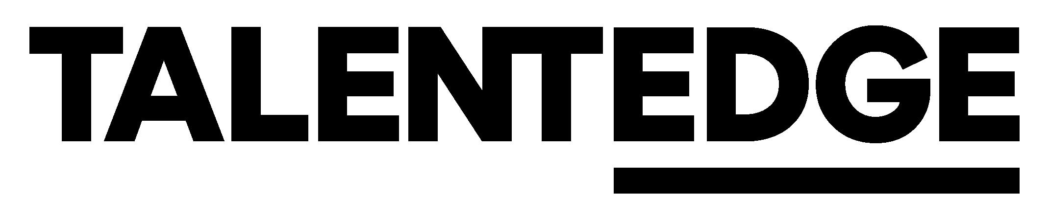Te logo black