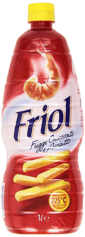 Olio per friggere arancini