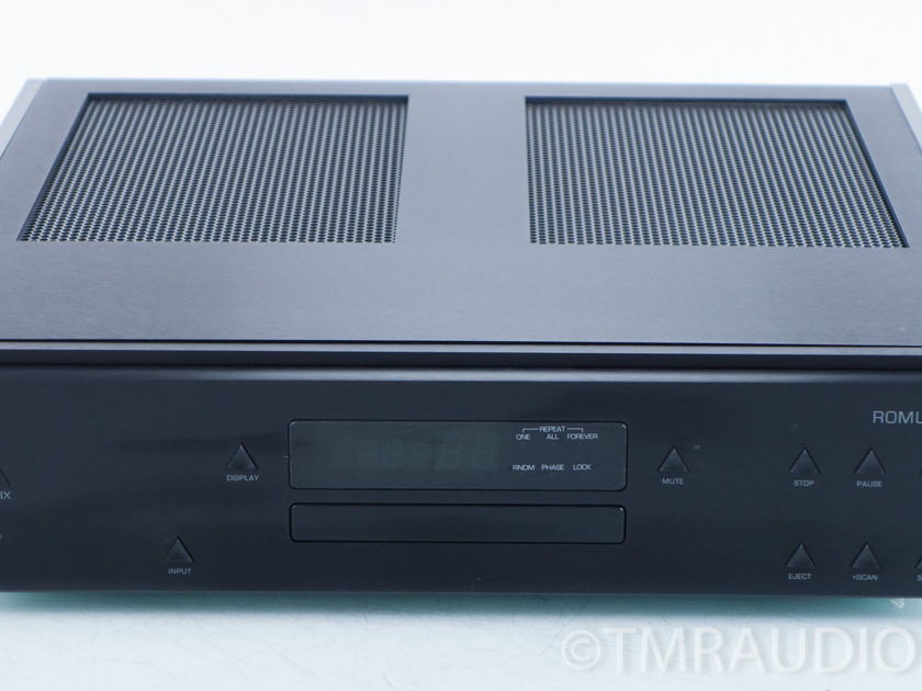 Aesthetix Romulus Tube CD Player ( 9681 )