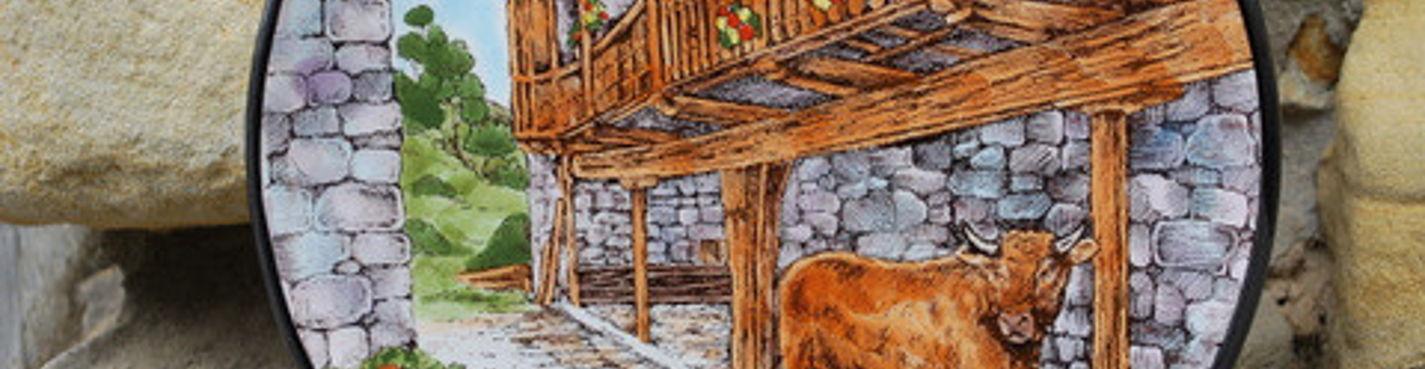 Сантильяна дель Мар и пещера Альтамира.