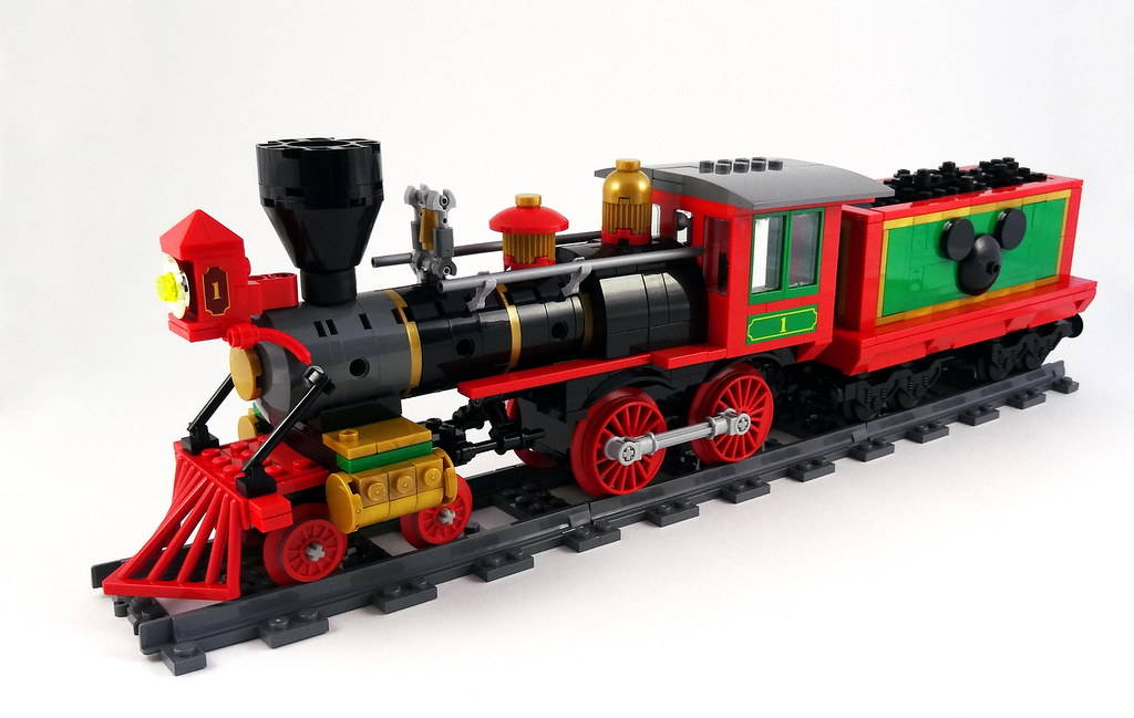 LEGO Disney Train And Station 71044