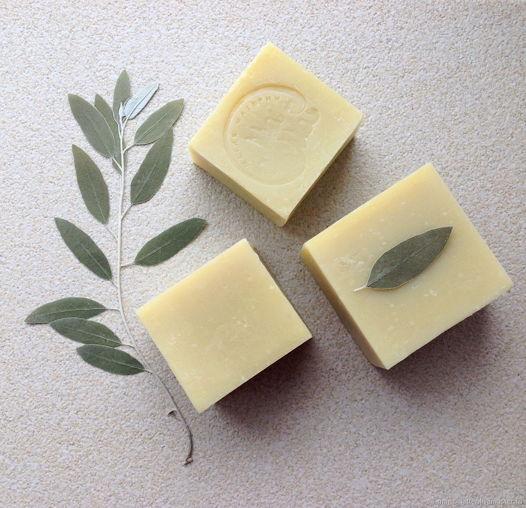 Кастильское органическое мыло