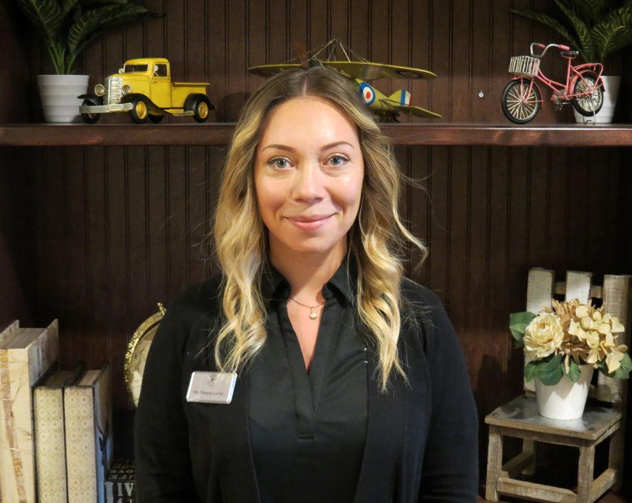 Oksana Curran , Pre-kindergarten Teacher