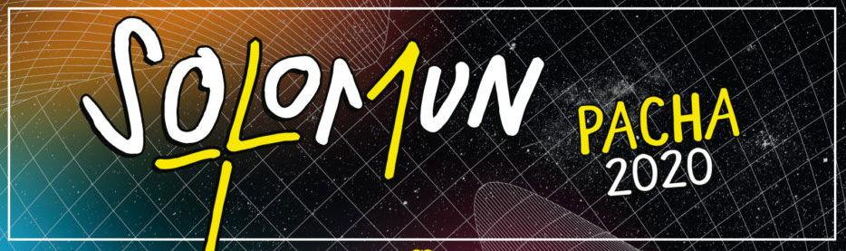 Solomun Pacha Ibiza, party calendar 2020