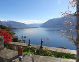 Ascona - Top location with best view over Lake Maggiore