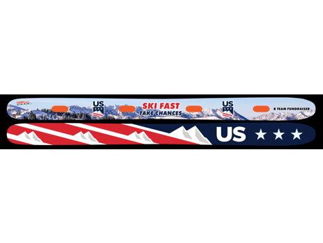 U.S. Ski & Snowboard Shotski