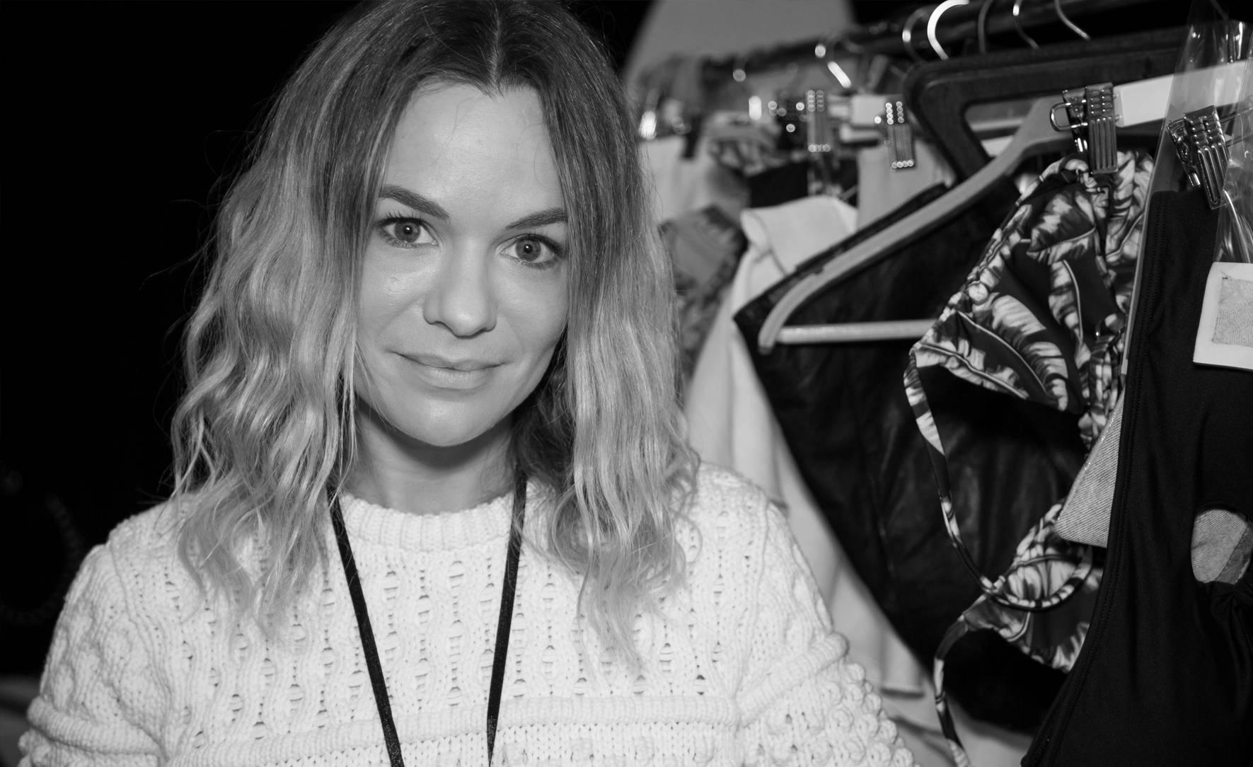 Aurai Swimwear Founder Natalia Bertolo