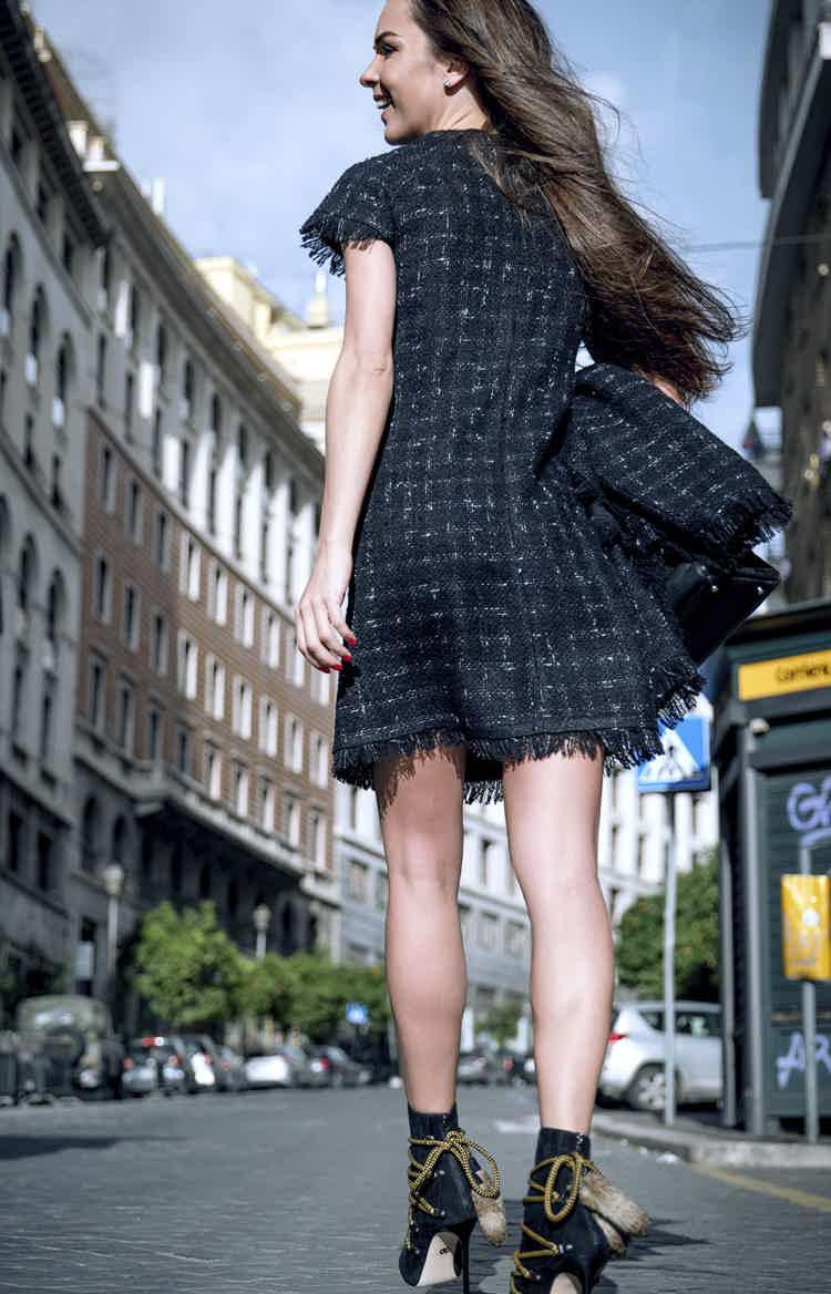 Diet COCO Black Dress