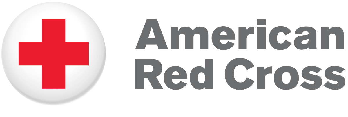 american red cross charity logo
