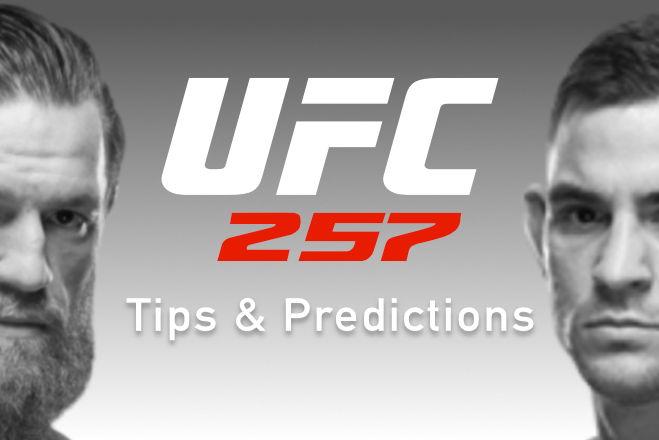 UFC 257 Picks