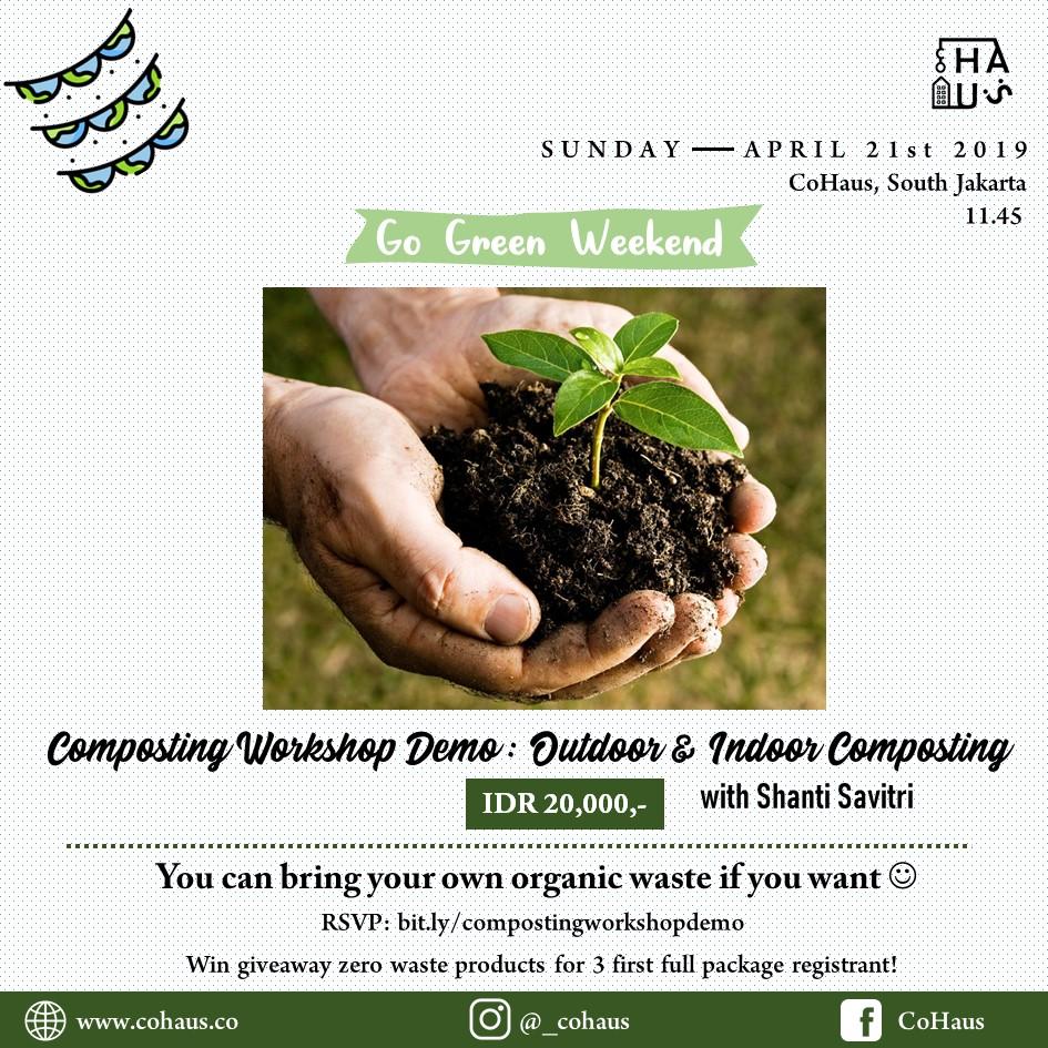 Composting Workshop Demo