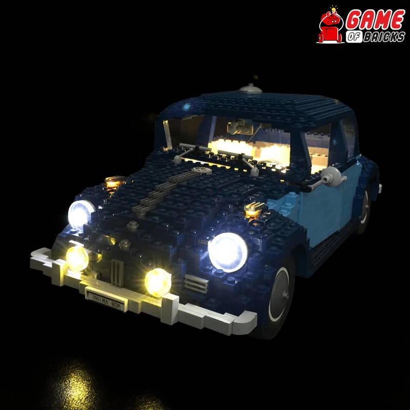lego night light for VOLKSWAGEN BEETLE 10187