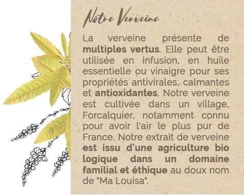 Notre Verveine - Mademoiselle Provence