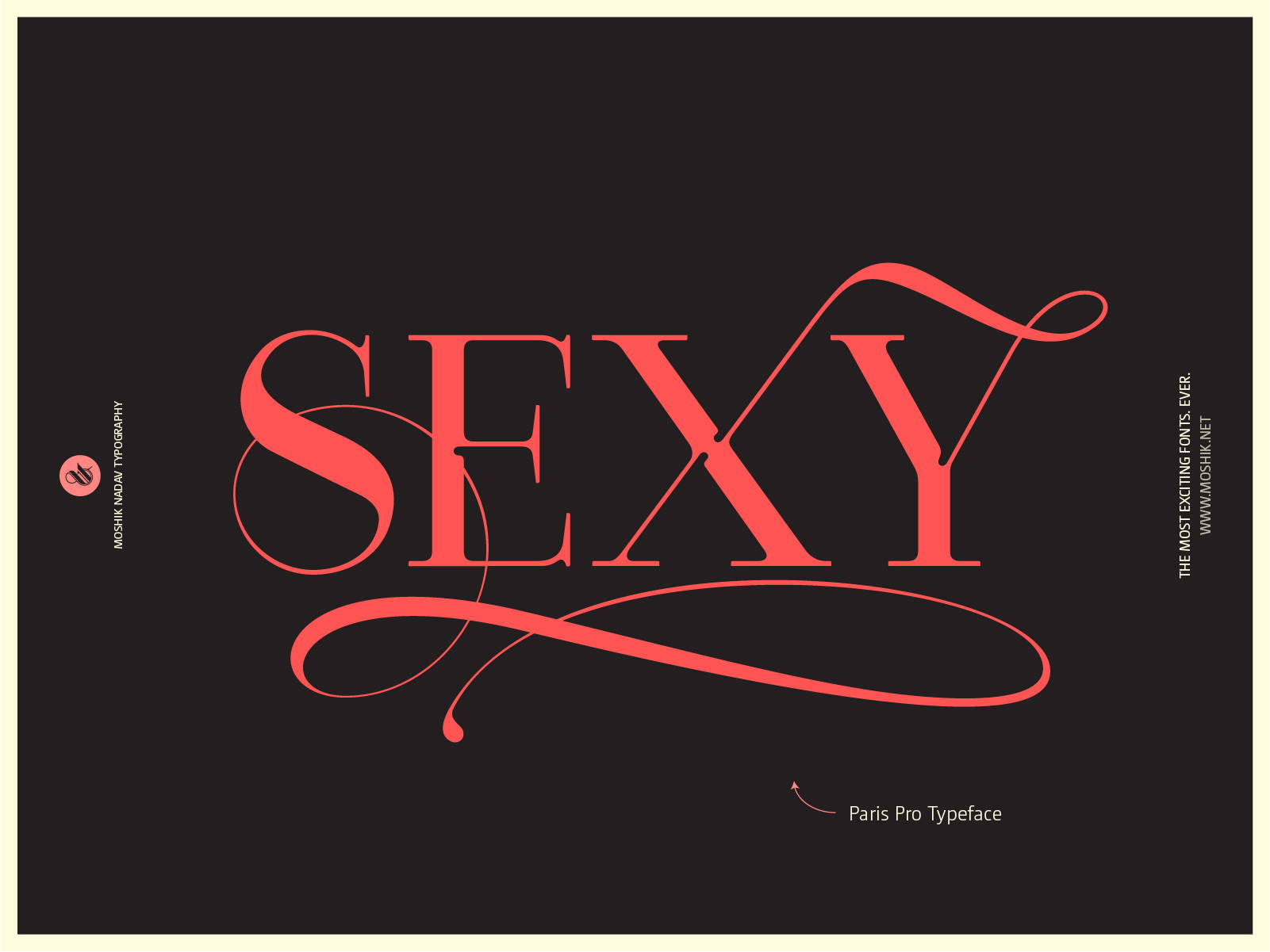 Sexy, Paris Pro Typeface, fashion fonts, fashion typography, vogue fonts, must have fonts for fashion, best fonts 2021, must have fonts 2021, Fashion logos, vogue fonts, fashion magazine fonts, sexy logos, sexy fashion logo, fashion ligatures, Paris Pro Typeface