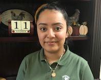 Ms. Natasha Gonzalez , Preschool 1 Assistant Teacher