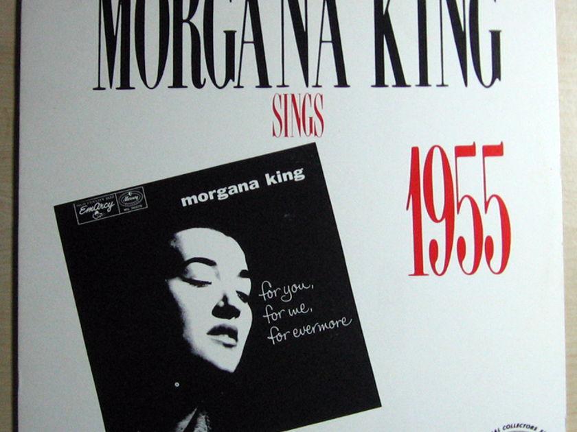 Morgana King  - Morgana King Sings 1955  - Trip Jazz TLP-5533 Reissue