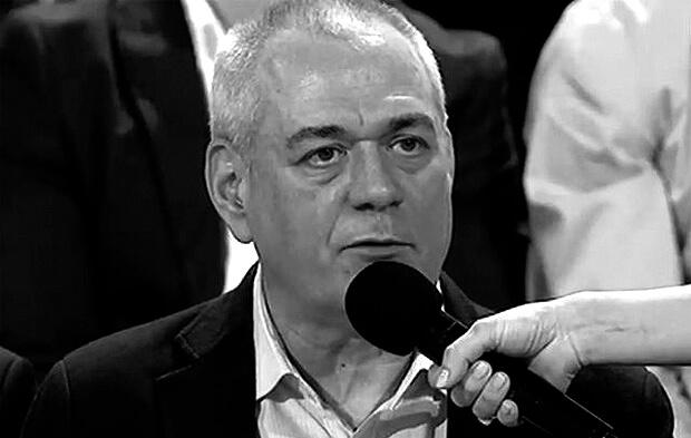 Коллега Доренко рассказала о реакции журналистов «Говорит Москва» на известие о его смерти - Новости радио OnAir.ru