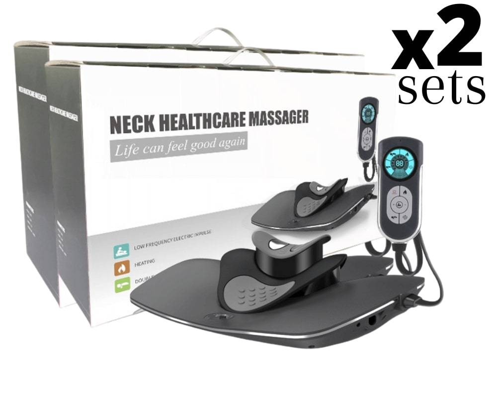 Neck Massager, Neck Decompression at Home, Cervical Traction
