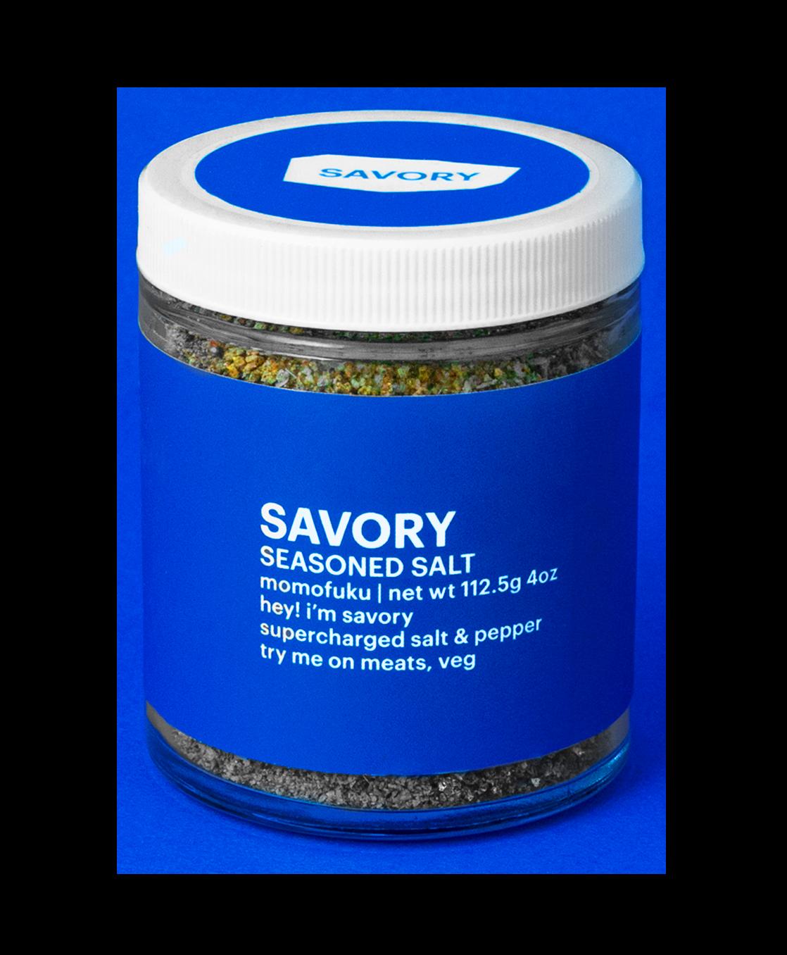 savory seasoned salt