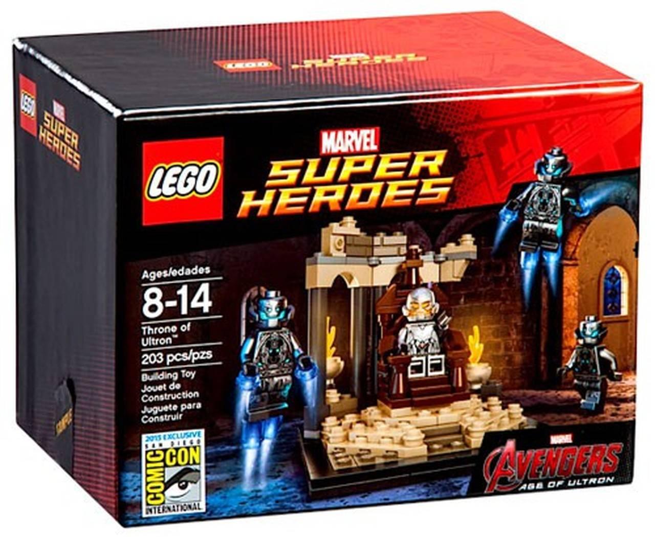 lego throne of ultron