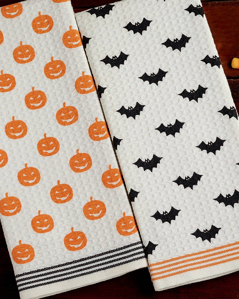 wholesale halloween napkin rings and table linens