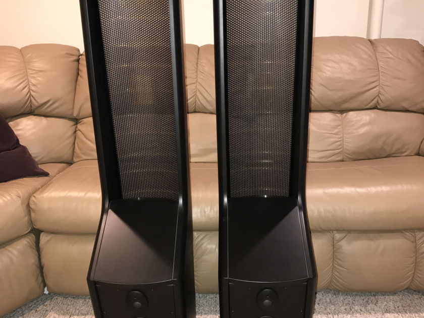 Martin Logan Aeon i Cherry Rails. Will Ship.  Final price reduction.