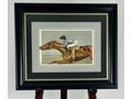 "Vanity Fair ""An American Jockey"" Tod Sloan - Print"