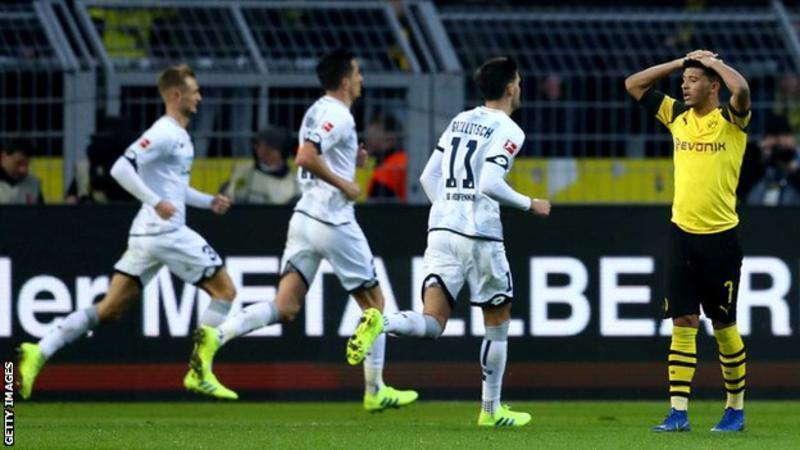 Bundesliga - El Borussia