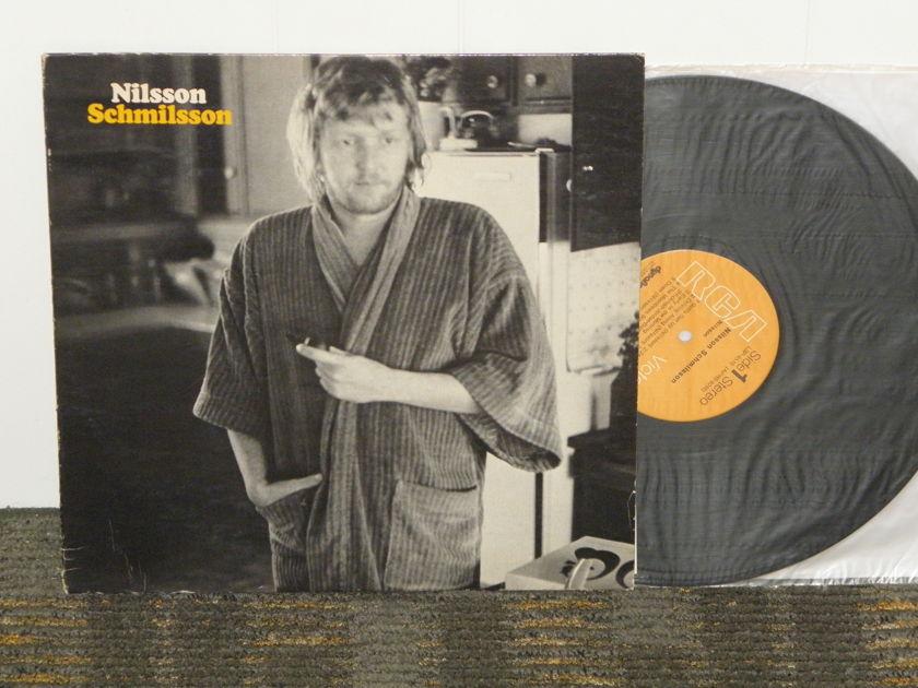"Harry Nilsson - ""Nilsson Schmilsson"" RCA LSP 4515 Orange Label 1st Press WITH POSTER"