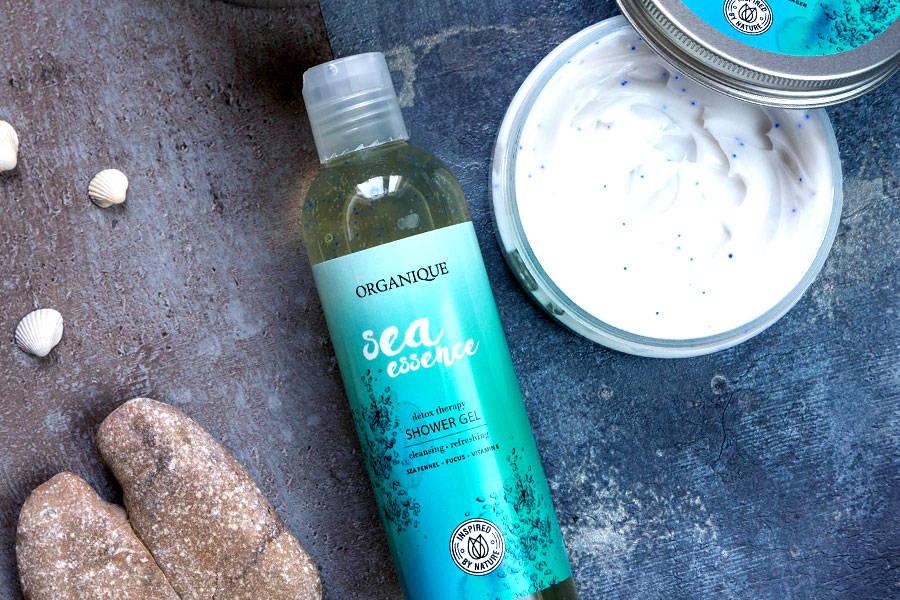 Detoxifying Sea Essence Shower Gel