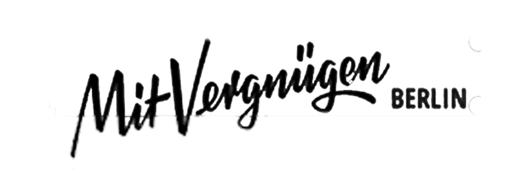 Mit Vergnügen Mgazin Logo