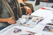 Print Design Tips for Your One Person Marketing Team