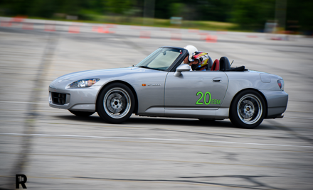 Solo Championship Event #1 - Milwaukee Region SCCA