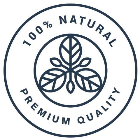 100% Natural Premium Product